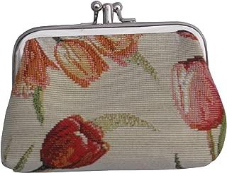 tulip coin purse