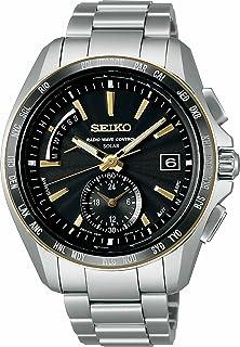 [セイコーウォッチ]SEIKO WATCH 腕時計 BRIGHTZ ブライツ ソーラー電波修正 チタンダイヤシールド サファイアガラス スーパークリア コーティング 日常生活用強化防水 (10気圧) SAGA160 メンズ