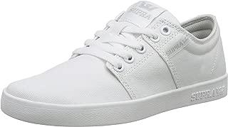Mens Stacks II Off White White Shoes