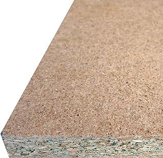 comprar comparacion d®tiendas - Tablero de Partículas de Madera Aglomerado, Resistente a la Humedad, para Carpintería, Bricolaje, Manualidades...