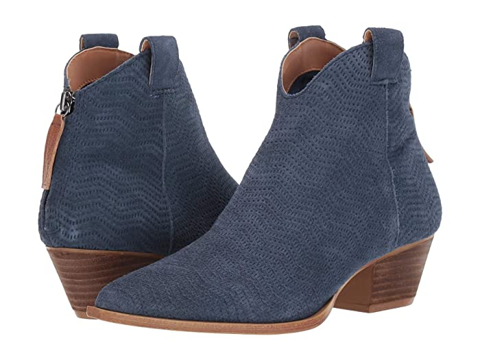 Kuster  Shoes (Blue Suede) Women's Boots