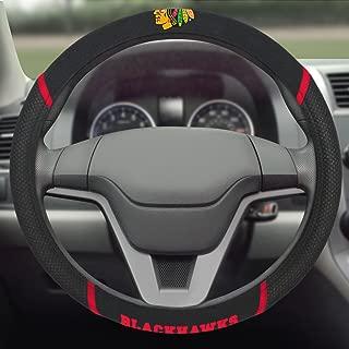 Best blackhawks steering wheel cover Reviews