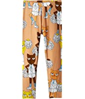 mini rodini - Cheercats Leggings (Infant/Toddler/Little Kids/Big Kids)