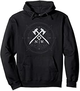 New World Glyph Pullover Hoodie