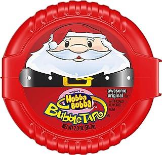Christmas Hubba Bubba Bubblegum Tape - 2 oz. Case of 12