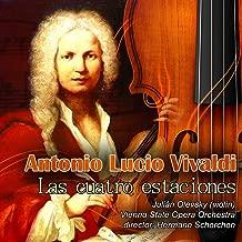Antonio Lucio Vivaldi: Las Cuatro Estaciones
