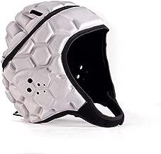 Barnett Heat Pro Helmet - Soft Padded Headgear - Rugby -Flag Football - Youth and Adult Sizing 7 on 7-7v7 Soft Shell- Epilepsy Head Fall Protection