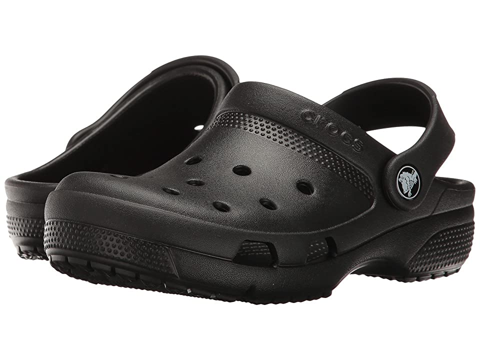 Crocs Kids Coast Clog (Toddler/Little Kid) (Black) Kids Shoes
