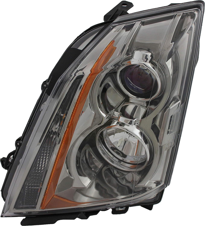 JP Auto Headlight お値打ち価格で Compatible With Cts-V Wagon 売れ筋ランキング 2008 Cadillac Cts