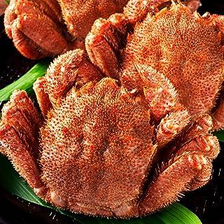 ますよね 北海道産 ボイル 毛蟹 (500g×2匹) 濃厚 蟹味噌入 毛ガニ