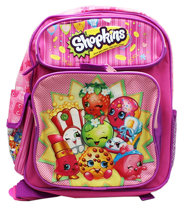 Shopkins School Backpack Medium 12