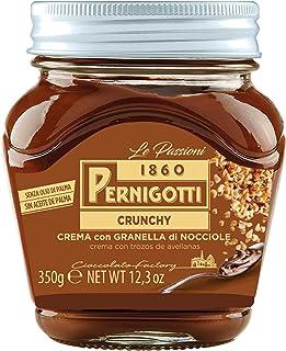 Pernigotti Crunchy - Crema de Cacao con trocitos de Avellana
