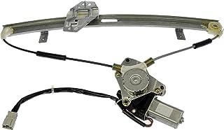 Dorman 741-767 Front Passenger Side Power Window Motor and Regulator Assembly for Select Honda Models, Black