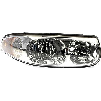 Headlight Assembly Left Dorman 1590564 fits 00-05 Buick LeSabre