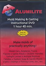 Mold Making and Casting Instructional DVD 1 hour 45 minute (DVD)