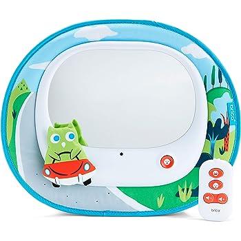 Brica Cruisin' Baby In-Sight Car Mirror, Owl
