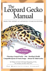 The Leopard Gecko Manual: Includes African Fat-Tailed Geckos (Advanced Vivarium Systems) Kindle Edition