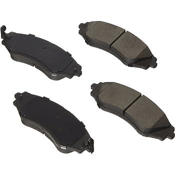 Disc Brake Pad Set-C-TEK Metallic Brake Pads Front Centric 102.03690
