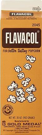 Gold Medal Prod. 2045 Flavacol Seasoning Popcorn Salt 35oz.