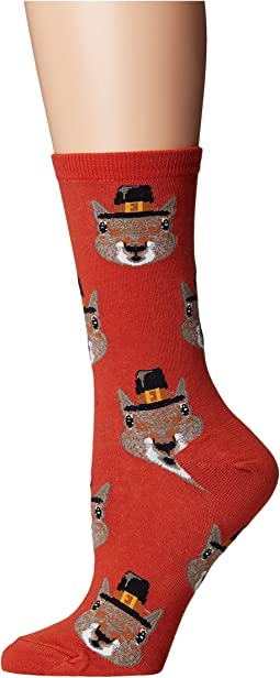 Socksmith - Pilgrim Squirrels