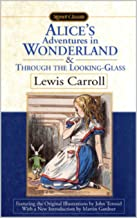 Alice's Adventures in Wonderland & Through the Looking-Glass  (My Favorited Illustrated): (Alice's Adventures in Wonderlan...