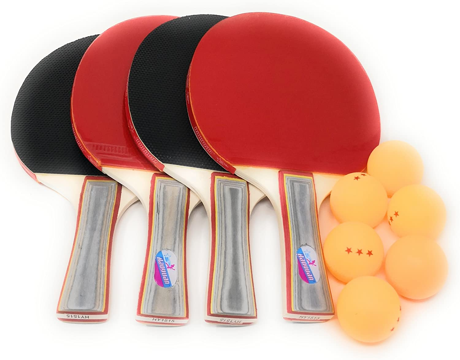 THY Fashion COLLECTIBLES Professional Ping Pong Los Angeles Mall Tenni - Paddle Table Set