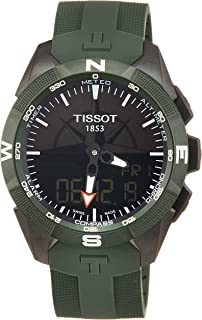 Tissot T Touch Expert Solar II Analog-Digital Men's Watch T110.420.47.051.00