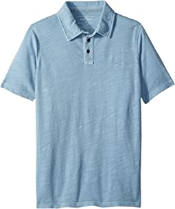 Quiksilver Kids Everyday Sun Cruise Polo Top (Big Kids)
