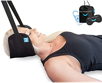 The Original Neck Hammock Portable Cervical Traction Device for Neck Pain Relief and Relaxation