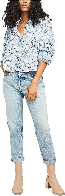 Zuri Mom Jeans