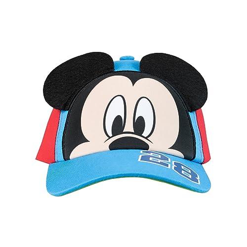 c8e39a2f Disney Boys Mickey Mouse Baseball Cap One Size