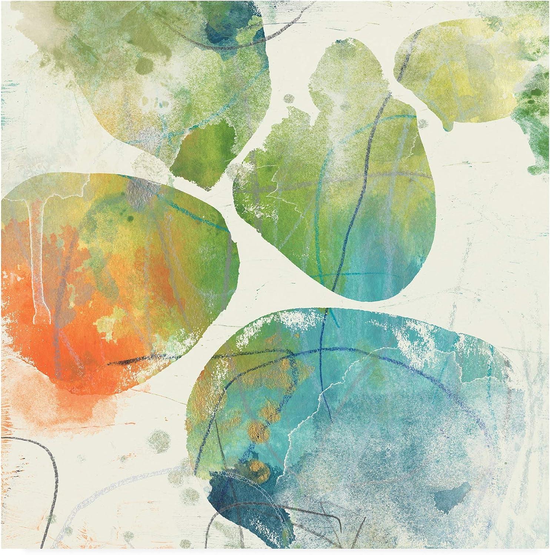 Trademark Fine Art color Motion I by June Erica Vess, 14x14