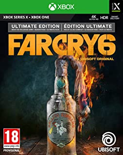 Far Cry 6 Ultimate Edition - XBOX ONE / XBOX SERIES X