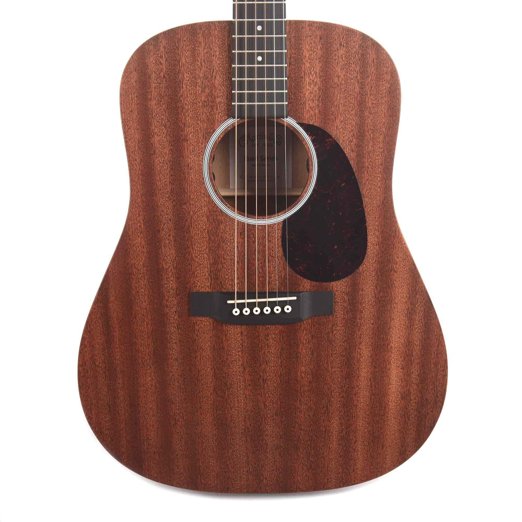 Martin Guitars D-10E Sapele Top - Guitarra acústica: Amazon.es ...
