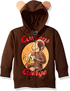 Curious George Boys' Character Hoodie