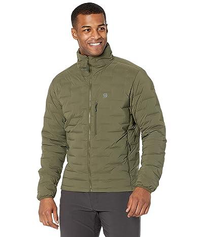 Mountain Hardwear Super/DStm Stretchdown Jacket (Dark Army) Men