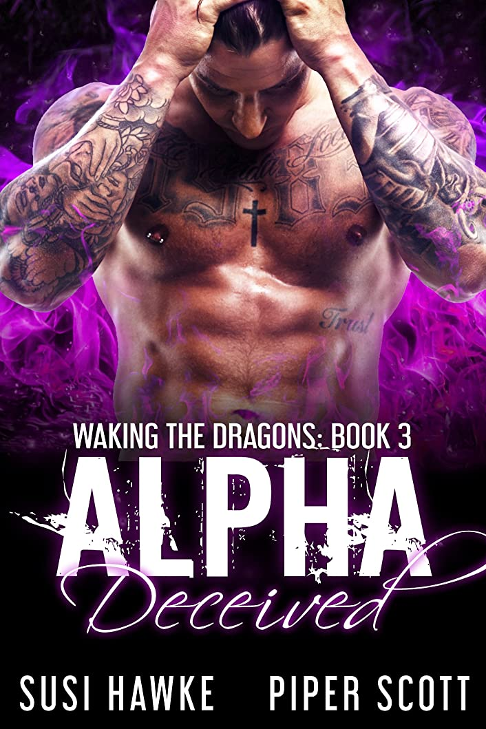 タービン唇スポーツAlpha Deceived (Waking the Dragons Book 3) (English Edition)