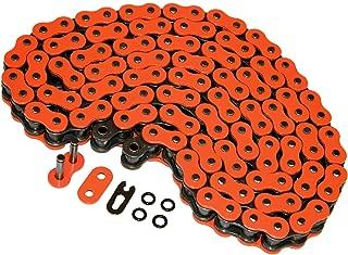 Caltric O-RING Orange DRIVE CHAIN Fits SUZUKI LTZ400 LTZ-400 QUADSPORT LTZ 400 2003-2009