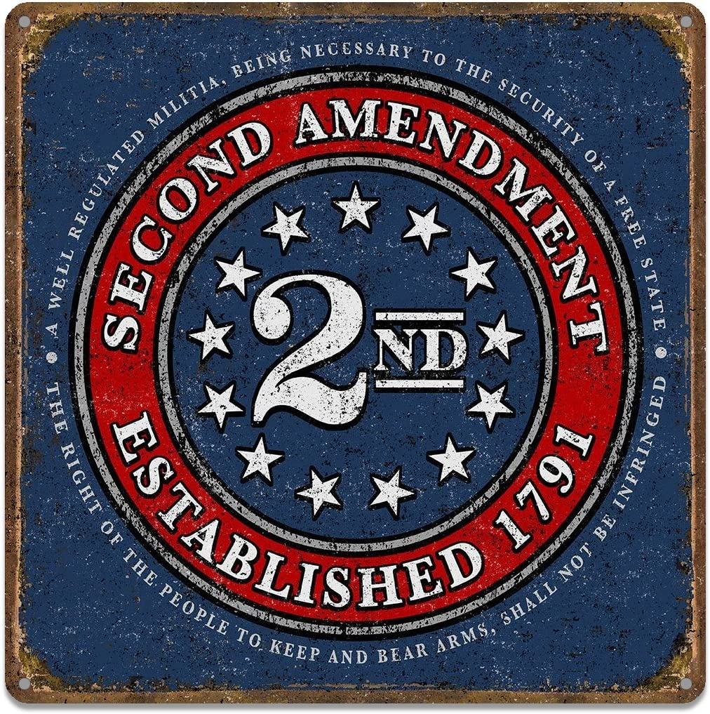 This Well Defend 2nd Amendment Brand of 1791 Seal - Am Vintage unisex Classic