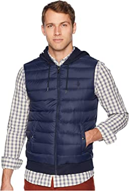 Double Knit Tech Nylon Vest