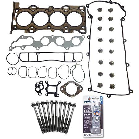 Replacement Parts 03-05 Kia Rio 1.6L 4Cyl DOHC 16v Head Gasket Set ...