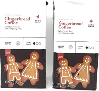 Best archer farms gingerbread coffee Reviews
