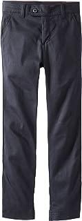 Girls' Stretch Slim Straight Pant
