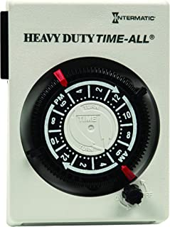 Intermatic HB112 Heavy-Duty Plug-in AC and Appliance Timer 240 VAC Timer