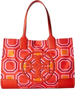 Tory Burch Ella Mini Printed Tote
