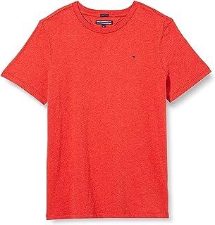 Tommy Hilfiger Boys Basic CN Knit S/S T-Shirt Garçon