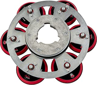 hydrasand multi head sanding disc