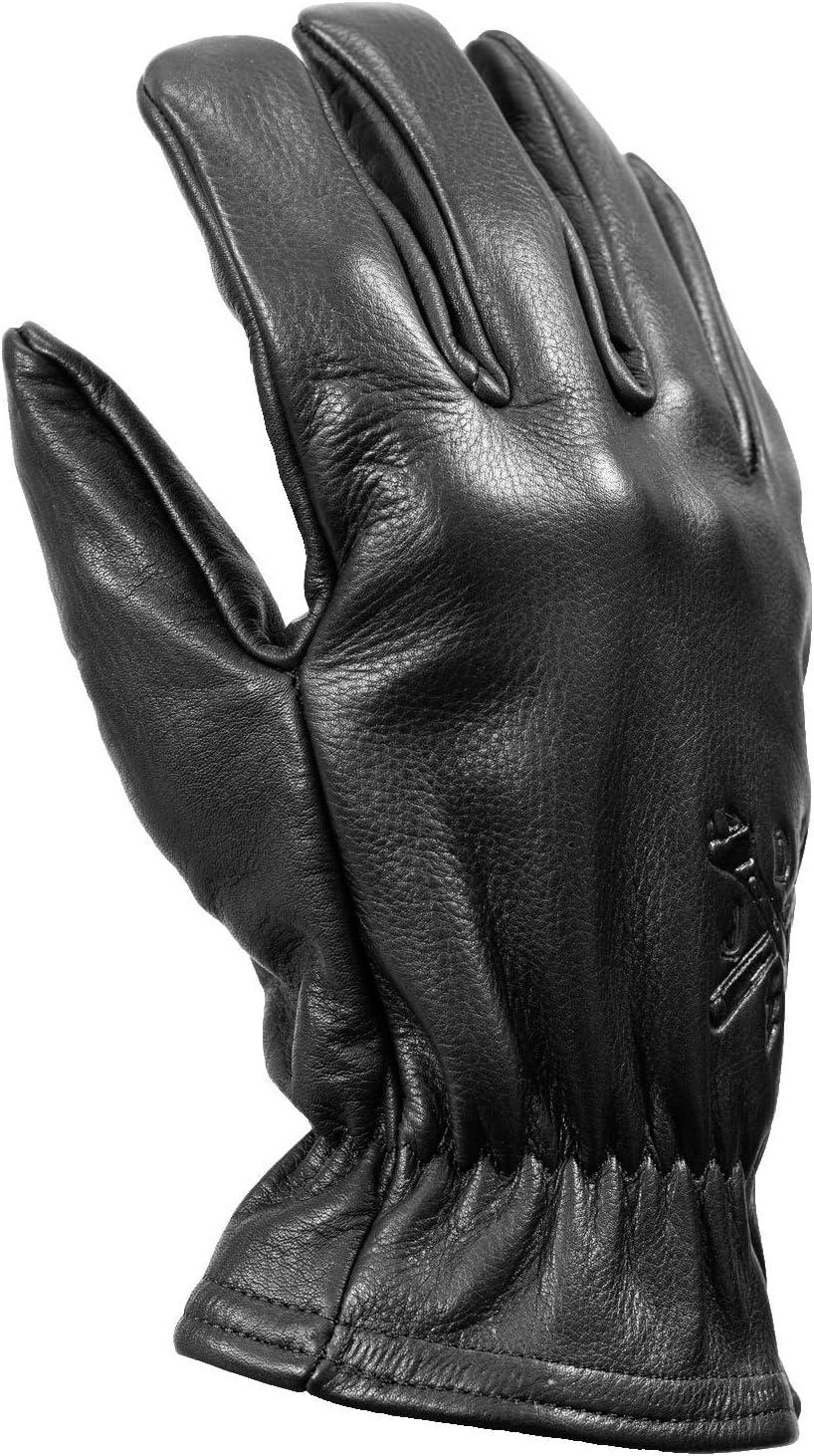 John Doe Motorrad Handschuh Freewheeler Innenseite Handschuh Aus Rindsleder Atmungsaktiv Auto