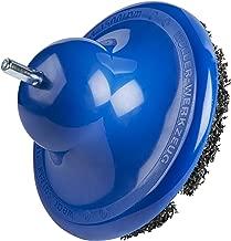 Mueller-Kueps 433 502/M Blue 160mm Diameter Wheel Hub Grinder