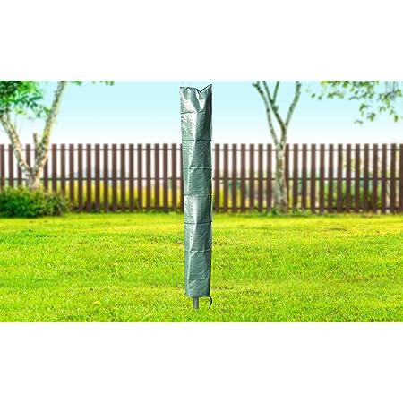 Jardin Rotary Séchoir Housse Imperméable Outdoor Linge Lavage Protection contre les intempéries